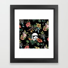 The Floral Awakens Framed Art Print