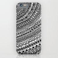 Black Pulse o1. iPhone 6 Slim Case