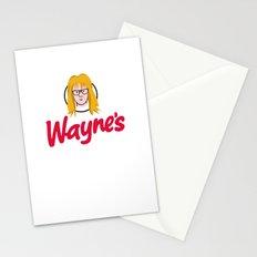 WAYNE'S SINGLE #2 Stationery Cards