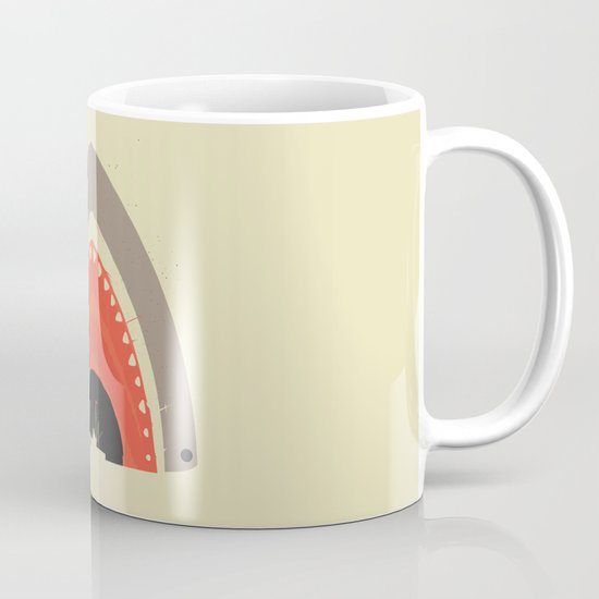 Great White Bite Mug