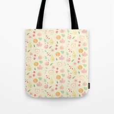 Fruit and Flora Tote Bag