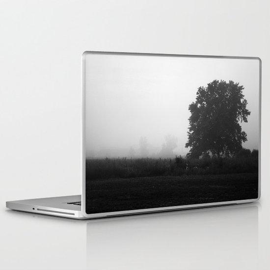 Brouillard Laptop & iPad Skin