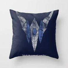 StarFox Hero Throw Pillow