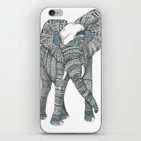 Humble Elephant iPhone & iPod Skin
