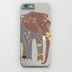 Indian Elephant iPhone 6s Slim Case