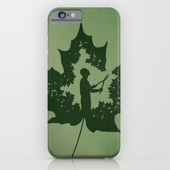 A New Leaf iPhone & iPod Case