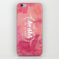 Back to the gypsy that I was iPhone & iPod Skin