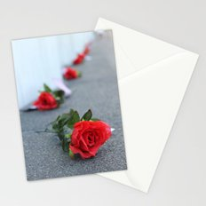 Flight 93 Memorial/Trail of Roses Stationery Cards