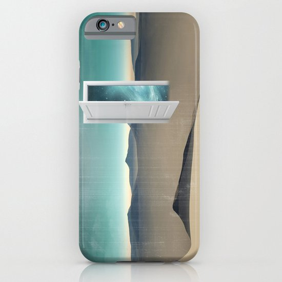 door to a void iPhone & iPod Case