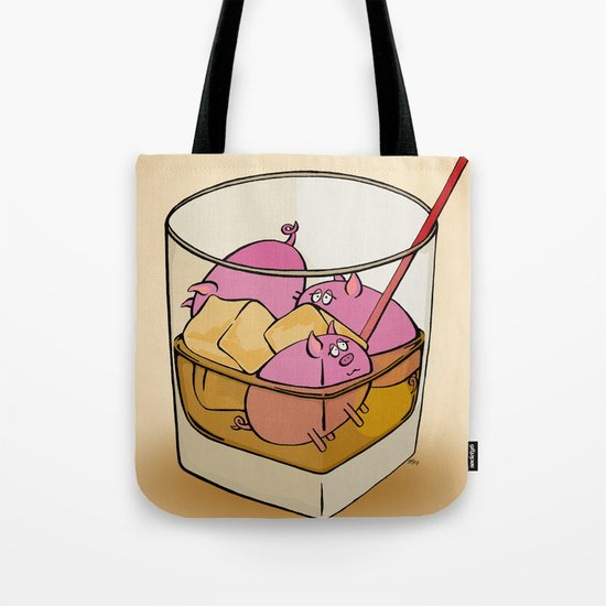 Pickle Pigs Too Tote Bag