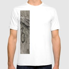 The Who Mens Fitted Tee SMALL White