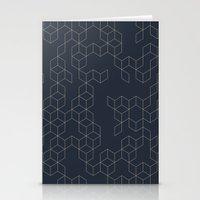 Keziah (Night) Stationery Cards