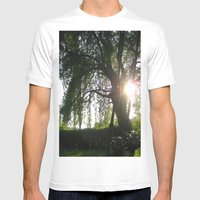 I'd Rather Be... Mens Fitted Tee White SMALL