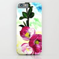 Blossom Spray iPhone 6 Slim Case