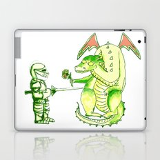 Good v.s. Evil? Laptop & iPad Skin