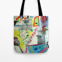Collage 444 Tote Bag
