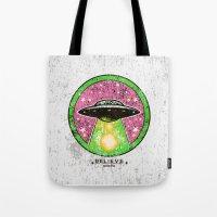 UFO SERPO Tote Bag