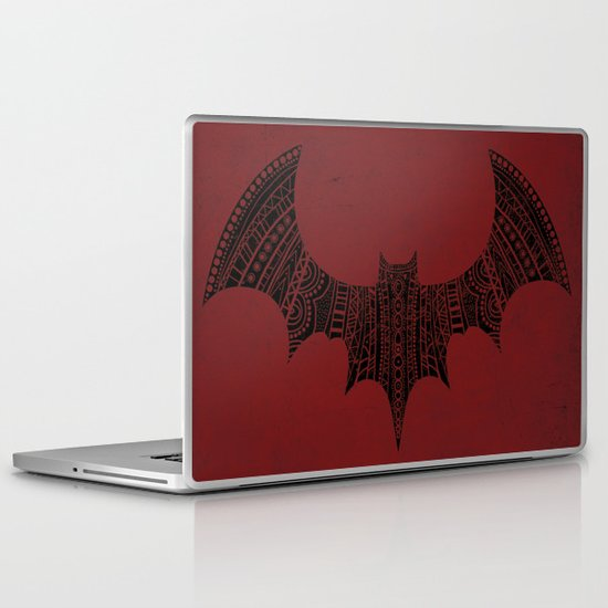 Chirorptera Laptop & iPad Skin