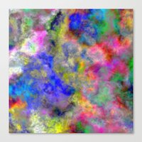 Color of Days Canvas Print