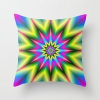 Stars Are Stars Throw Pillow