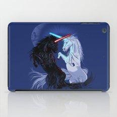 Starwars with Unicorns  iPad Case