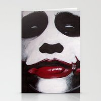THE JOKER'S HIGHWAY Stationery Cards