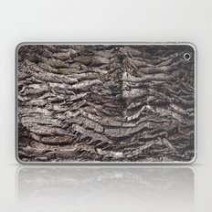 Oak tree trunk Laptop & iPad Skin
