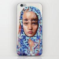 The Secret By Alex Garan… iPhone & iPod Skin