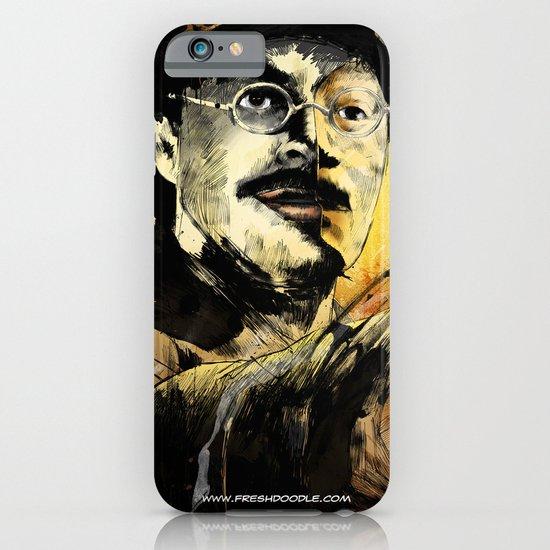 Halk Mask iPhone & iPod Case
