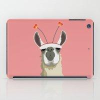 Llove You iPad Case