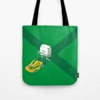 Ctrl-X Tote Bag