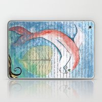Fish of Far-Sightedness Laptop & iPad Skin