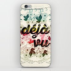 Deja vu iPhone & iPod Skin