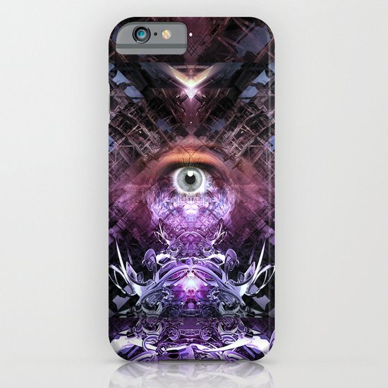 Eye of the Beholder iPhone & iPod Case