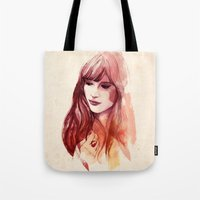 A Piece Of Happiness Tote Bag