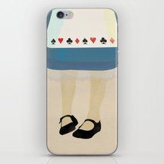 Alice In Wonderland iPhone & iPod Skin