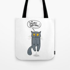 Show Me Everything! Tote Bag