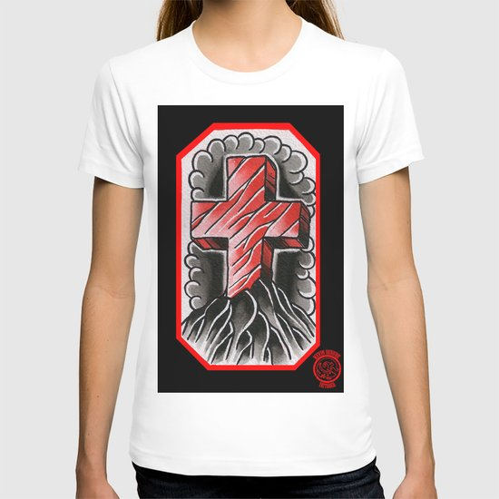 cross of ages T-shirt