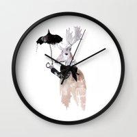 RainDeer Wall Clock