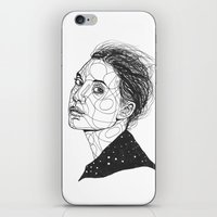 Lykke Li iPhone & iPod Skin