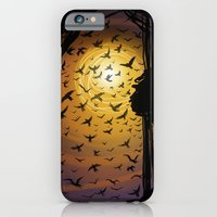 iPhone & iPod Case featuring Flock Together by odysseyroc