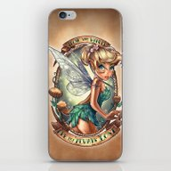 Those Who Wander Are Not… iPhone & iPod Skin