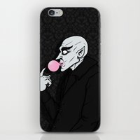 Popping Bubblegum Bubble  iPhone & iPod Skin