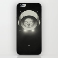 Space Kitty iPhone & iPod Skin