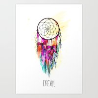 Dream 01 Art Print