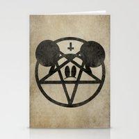 Whoreship Stationery Cards