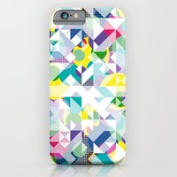 iPhone & iPod Case featuring Aztec Spot  by AJJ ▲ Angela Jane Johnston