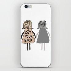 Sisters #GirlScouts #Fun… iPhone & iPod Skin