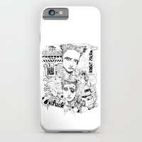 iPhone & iPod Case featuring Fight Club by jean-baptiste MUS