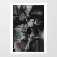 Chungking Express Movie … Art Print